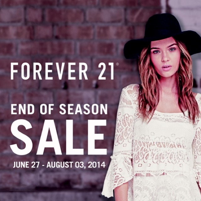 Forever-21-End-of-Season-Sale-June-August-2014